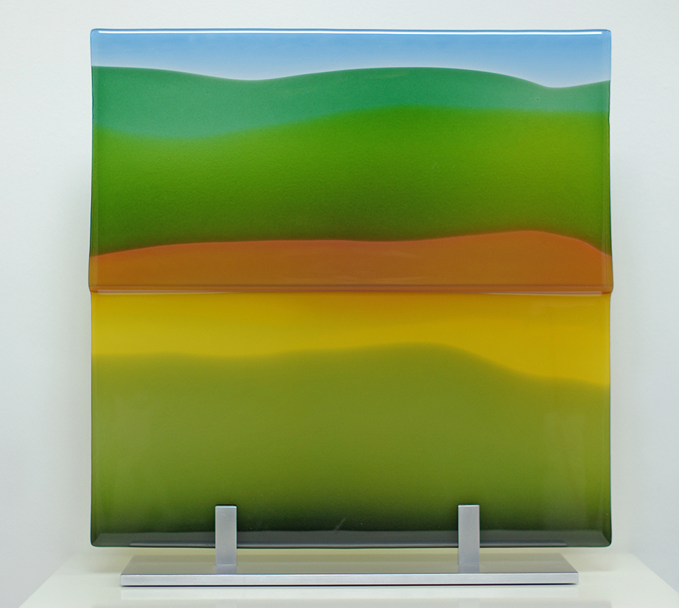 LMG Gallery, Panels, Landscape and reflections, Heat