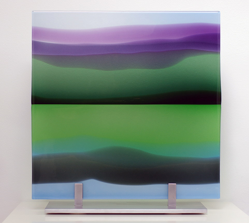 LMG Gallery, Panels, Landscape and reflections, Miles Away