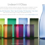 Lindean Mill Glass - Annual Sale 2014