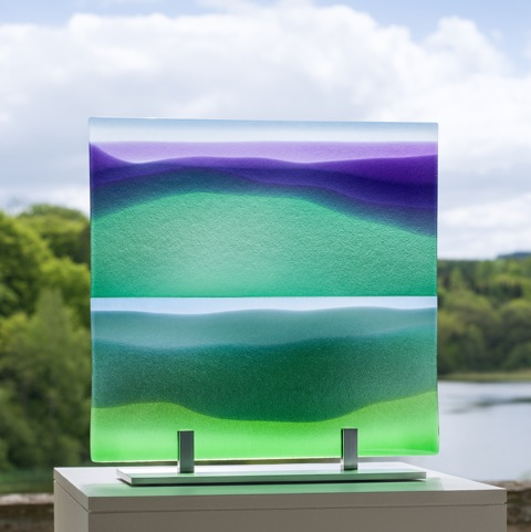 Glass Panel - 2015 Walter Scott Prize