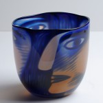 LMG Gallery: Figurative Graal Vessels, Lined Faces