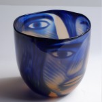 LMG Gallery: Figurative Graal Vessels, Lined Faces 2