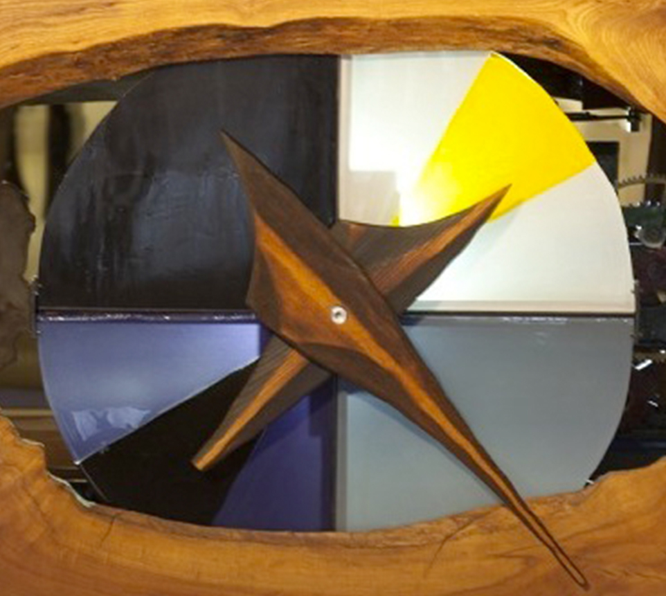 LMG Gallery: Commissions, Millennium Clock, Belfry 1