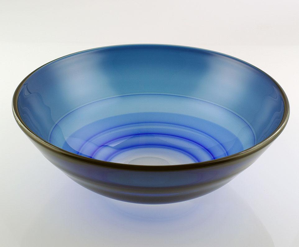 LMG Gallery, Ripple Bowl Dusk