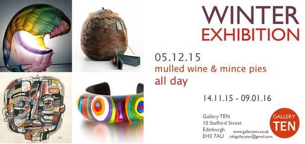 Winter Exhibition at Gallery Ten