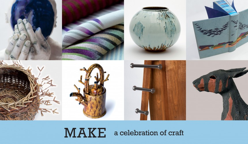 MAKE a celebration of craft