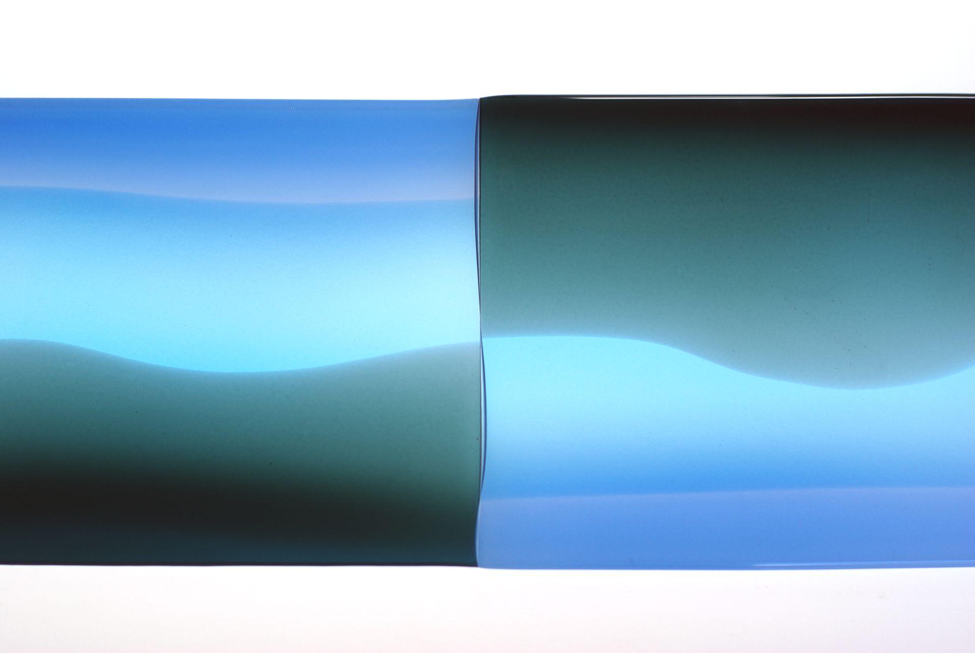 Glass panel Ebb & Flow
