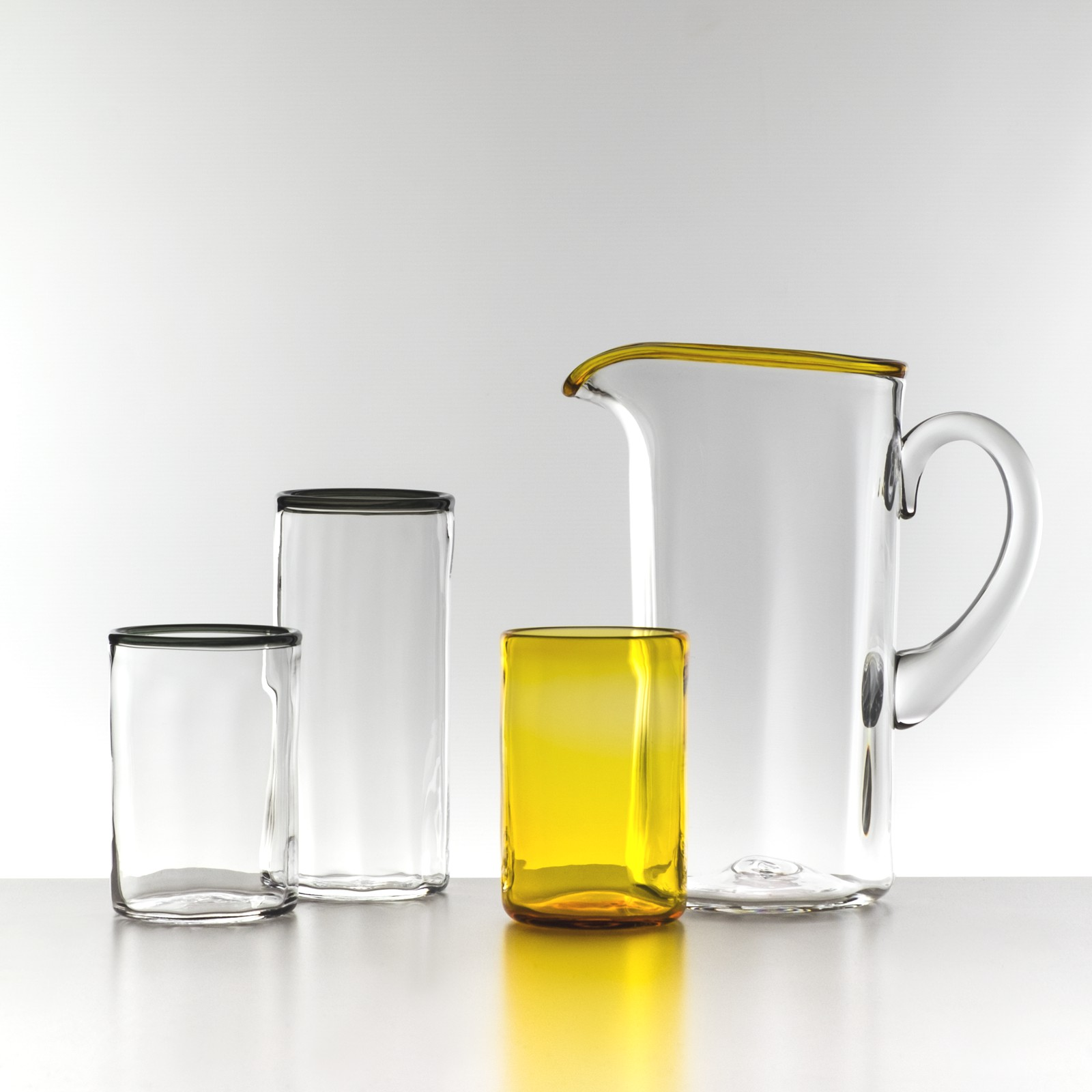 LindeanMillGlass - Optic Colour Range
