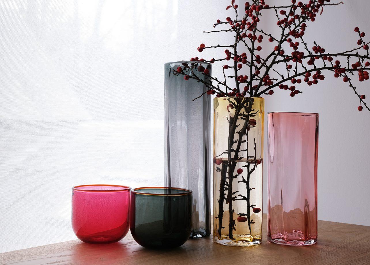 Lindean Mill Glass Raffle prize winner